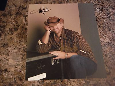 Toby Keith Autographed 8x10 Photo Hand Signed Country