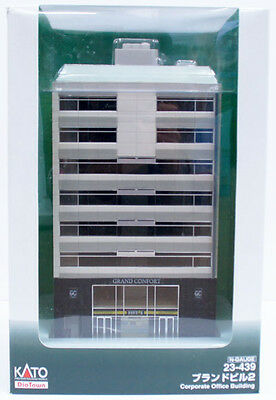 Kato 23-439 Large Building Corporate Office Building (N scale)