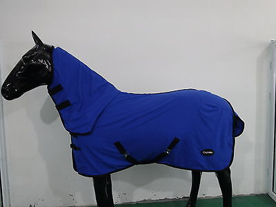 CHONMA   New Style Polycotton Monolayer Horse Rug Combo  4'3''-6'9''--A02