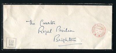 King Edward 8Th Short Lived Cachet 1936 Official Paid