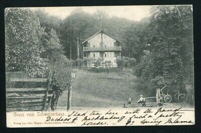 Postcard To Prince George Of Teck From His Mother Margaret Duchess Of Teck