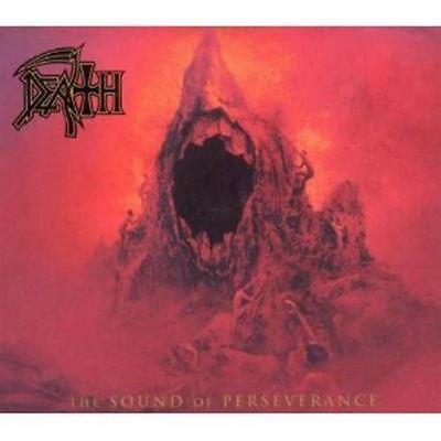 Death - The Sound Of Perseverance (NEW CD)