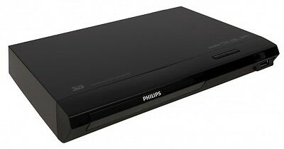 Philips Blu-ray Player 270 mm, 3D, USB BDP 2190/12