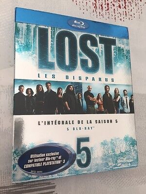 Bluray Lost Saison 5 Comme Neuf Édition France