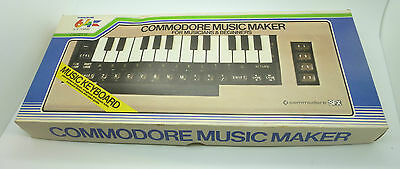 Commodore 64 C64 Music Maker Keyboard