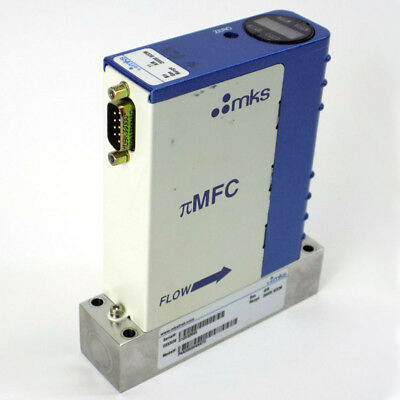 MKS Instruments P6A Digital Mass Flow Controller (MFC) for Air, Range 20000 SCCM