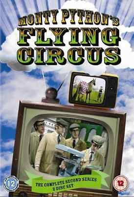 Graham Chapman, Eric Idle-Monty Python's Flying Circus: Series 2 (Box Se DVD NEW