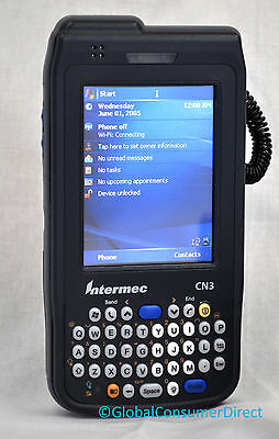 Intermec CN3 Mobile Computer 1D/2D PDA Barcode Scanner WiFi +Charger +Warranty