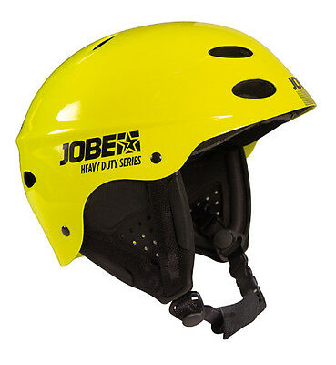 Casque Hardshell Helmet Yellow - Jobe 2017 - Sports nautiques - wakeboard - skis