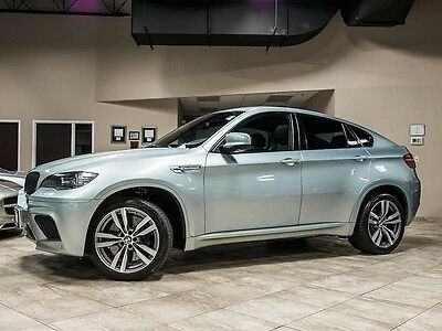 2010 BMW X6 M Sport Utility 4-Door 2010 BMW X6 M SUV $95k+MSRP Cold Weather Package Premium Sound Package 555HP WOW