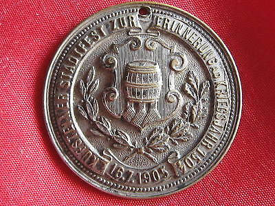 Orig. Old  German medal  1905