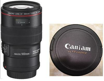 New Camera Lens Cup 12oz EF 100mm Coffee Tea Travel Mug Thermos Stainless Steel