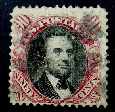 nystamps US Stamp # 122 Used $2100