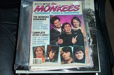 "The Monkees ""creem Magazine"" 1987 Special Issue"