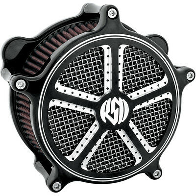 Roland Sands Contrast Cut Mission Air Cleaner for 2008-2016 Harley Touring