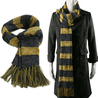 Harry Potter Fantastic Beasts and Where to Find Them Cosplay Knit Scarf Two Type