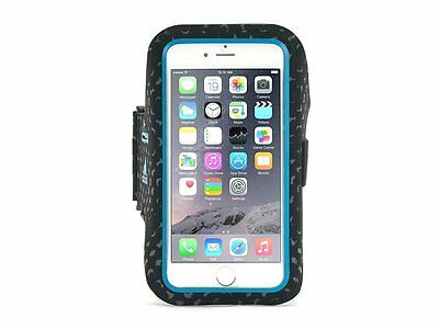 Griffin Adidas Sport Armband Case for iPhone 7 Plus iPhone 6s Plus (Blue/Black)