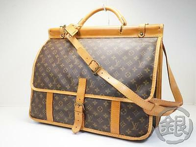 Auth Pre-Owned Louis Vuitton Vintage Sac Chasse Hunting Travel Bag M58122 133058