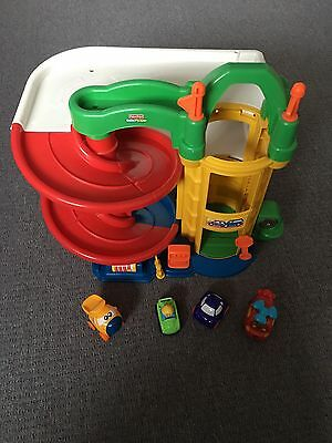 Fisher Price Little People Car Park