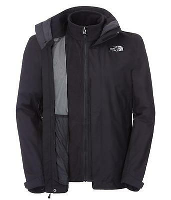 The North Face Evolution Ii Triclimate Chaquetas insuladas desmontables
