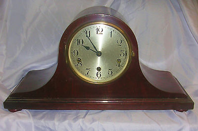 An Antique Kienzle Westminster Chime Mantle Clcok