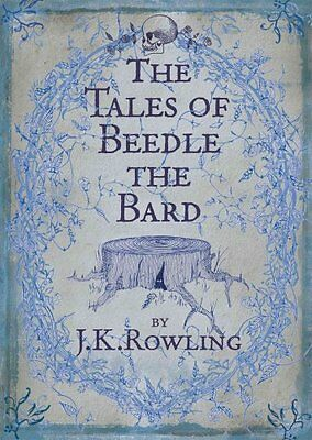 The Tales of Beedle the Bard by J. K. Rowling 9780747599876 (Hardback, 2008)