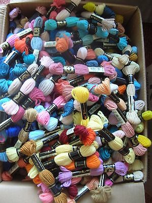 Tapestry Wool 750 Skeins Assorted colours by DMC