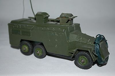 Dinky toys 677 Armoured Command Vehicle. Code 3