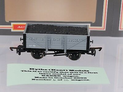 OO Dapol  ANT020 Kent & Sussex Railway  5 Plank Wagon Limited Edition Boxed