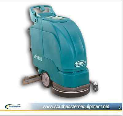 "Reconditioned Tennant 5100 17"" Floor Scrubber"