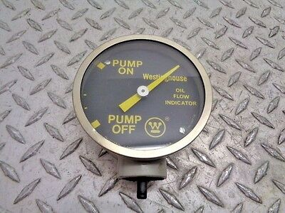Westinghouse Dal-042-38 Oil Flow Indicator