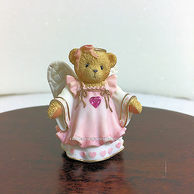 Cherished Teddies Gracious Guardians - October  2003 NIB