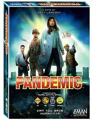 Pandemic 2013 Board Game  AC NEW