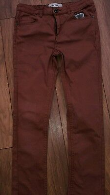 Boys River Island Skinny Trousers Age 10 Years