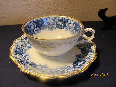 """Schumann """"heirloom"""" 5 Sets Of Cups And Saucers  $210 Value Discontinued 1961"""