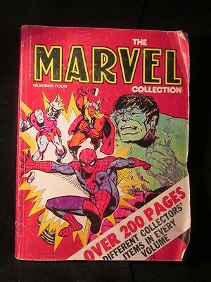 THE MARVEL COLLECTION Number Four
