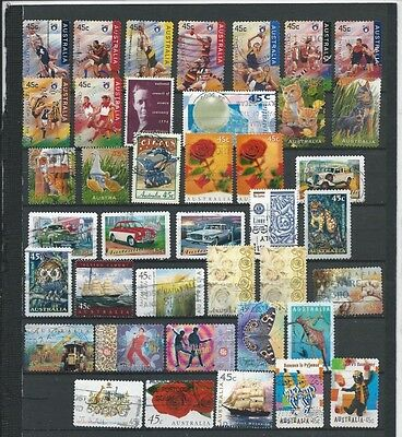 (026) Australia, Used, Stamp Collection