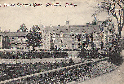 Channel Islands  Jersey Grouville Female Orphan's Home