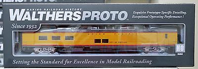 HO Scale - WALTHERS PROTO 920-18151 UNION PACIFIC Heritage CITY of PORTLAND Car