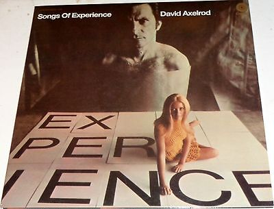 DAVID AXELROD Songs of Experience 2000 USA Re-issue Gatefold Sleeve