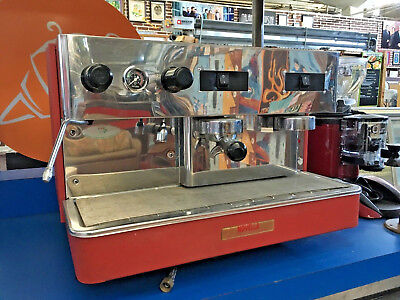 Creme 2 Group Espresso Machine