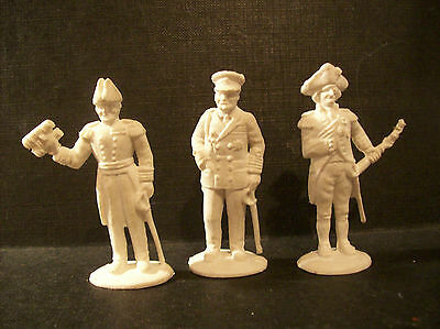 Charbens  Plasic Toy Soldiers  3 Ass  British Navy Figures