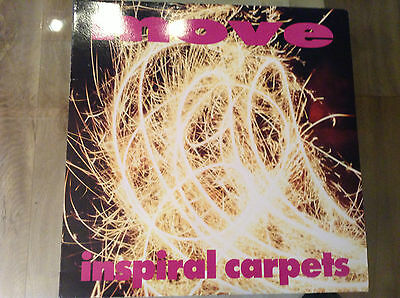 "Inspiral Carpets-Move 12"" Single From 1989"