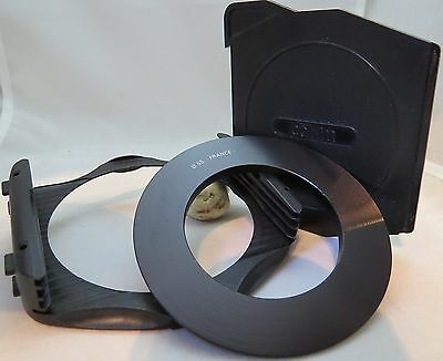 Cokin P Filter Holder With 55mm Cokin P Adaptor Ring And Lens Cap