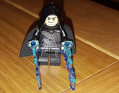 Lego Star Wars Mini Figure The Emperor From 75093 Death Star Final Duel
