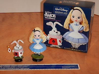 2009 Electric Tiki Alice In Wonderland Limited Edition Teeny Weeny Statue Disney