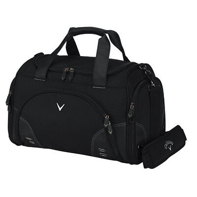 2015 Callaway Chev Small Duffle Bag CLOSEOUT Black NEW