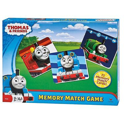 Thomas and Friends Memory Match Game