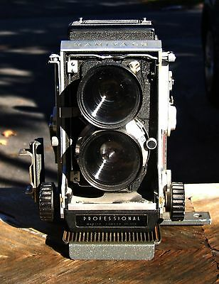 Mamiya C3 Medium Format TLR Camera with 65mm f/3.5 Lens, - Collector's classic