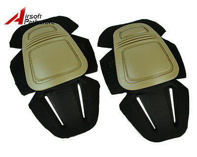EMERSON Combat Protective Knee Pads Tan for Tactical G3 Pants Military Hunting